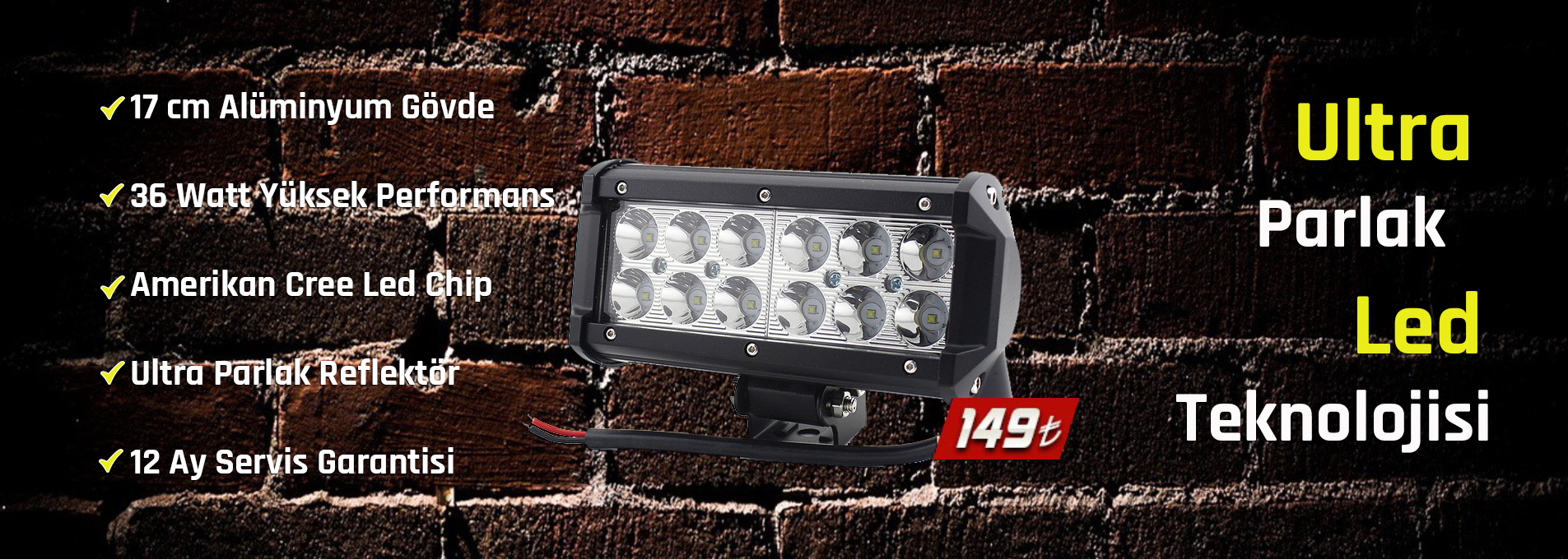 OFF ROAD LED