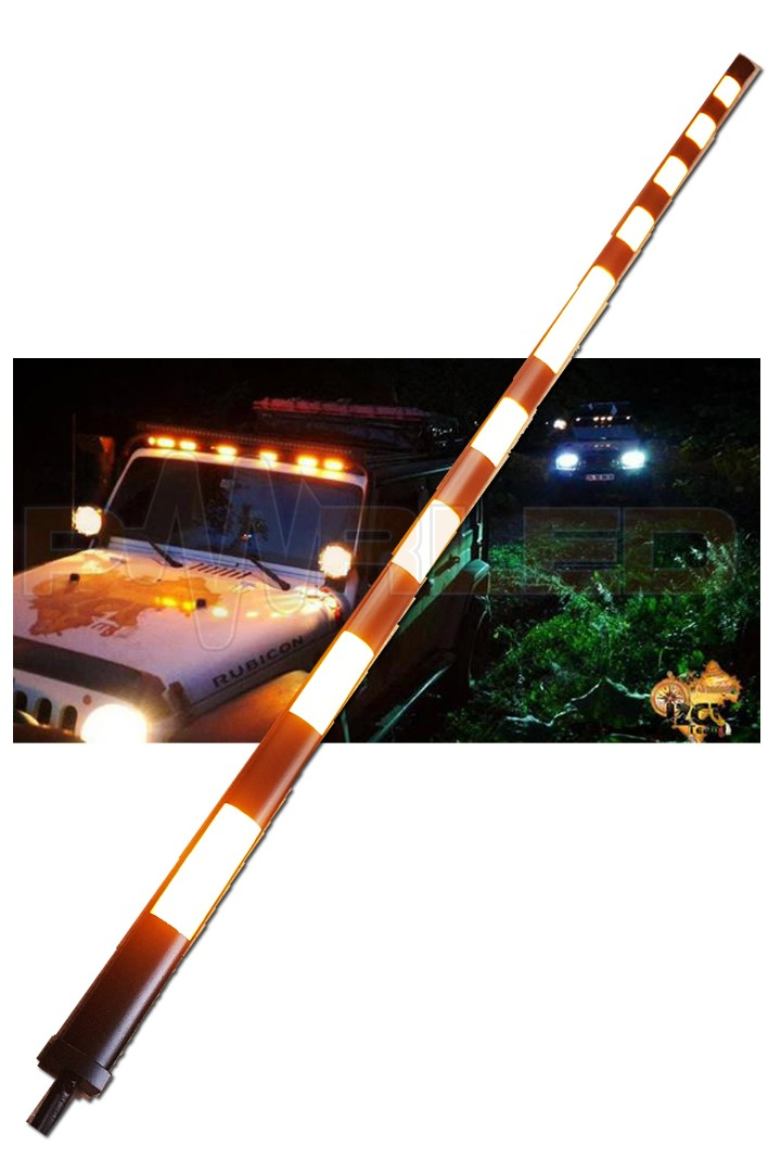 SİNYALLİ 39 İNCH İZCİTEAM AMBER LED STRIP